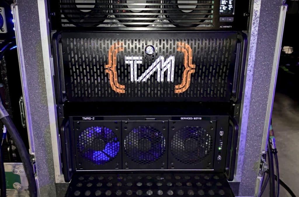 TMRS Machines
